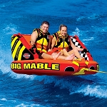 SPORTSSTUFF BIG MABLE 2 RIDER 72X80 TOWABLE