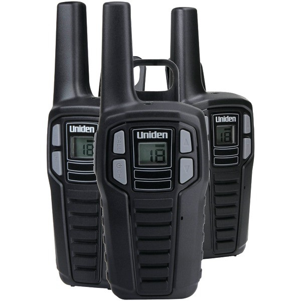 UNIDEN 16 MILE GRMS/FRS 3 RADIO SET