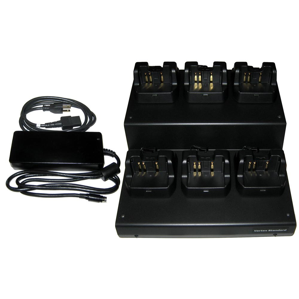 Standard VAC6020B 120V 6 Gang Multi Charger For HX370 Series