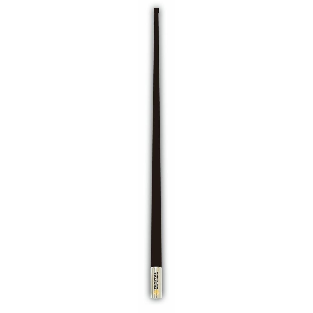 Digital 531-AB 4' AM/FM Antenna Black - # 531-AB