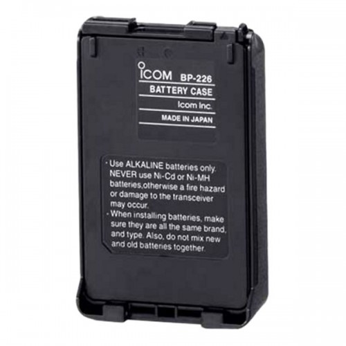 Icom BP-226 Aa Battery Tray For M88 - # BP226