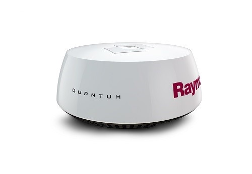 Raymarine Quantum Q24C 18 Wifi Dome With 10M Power Cable - # E70210
