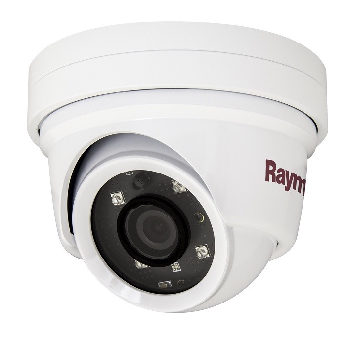 Raymarine CAM220 Day And Night IP Eyeball Camera - # E70347