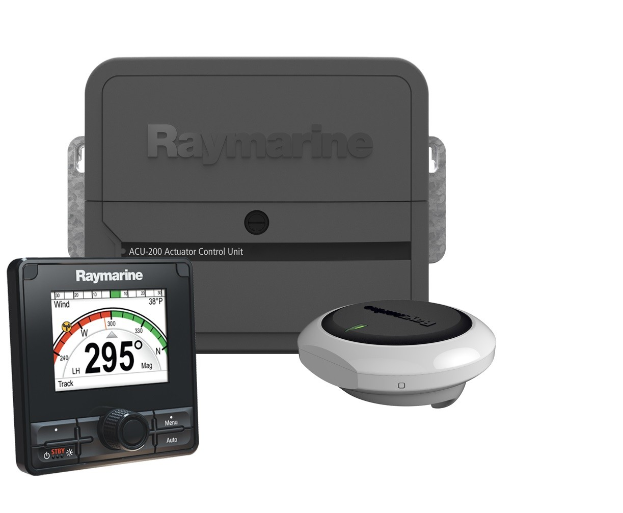 Raymarine EV200 Power Pilot Requires Drive Unit