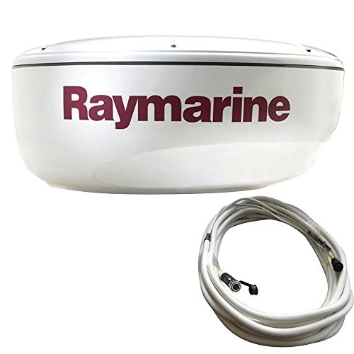 "Raymarine RD418HD 4Kw 18"" HD Dome With 10M Cable"