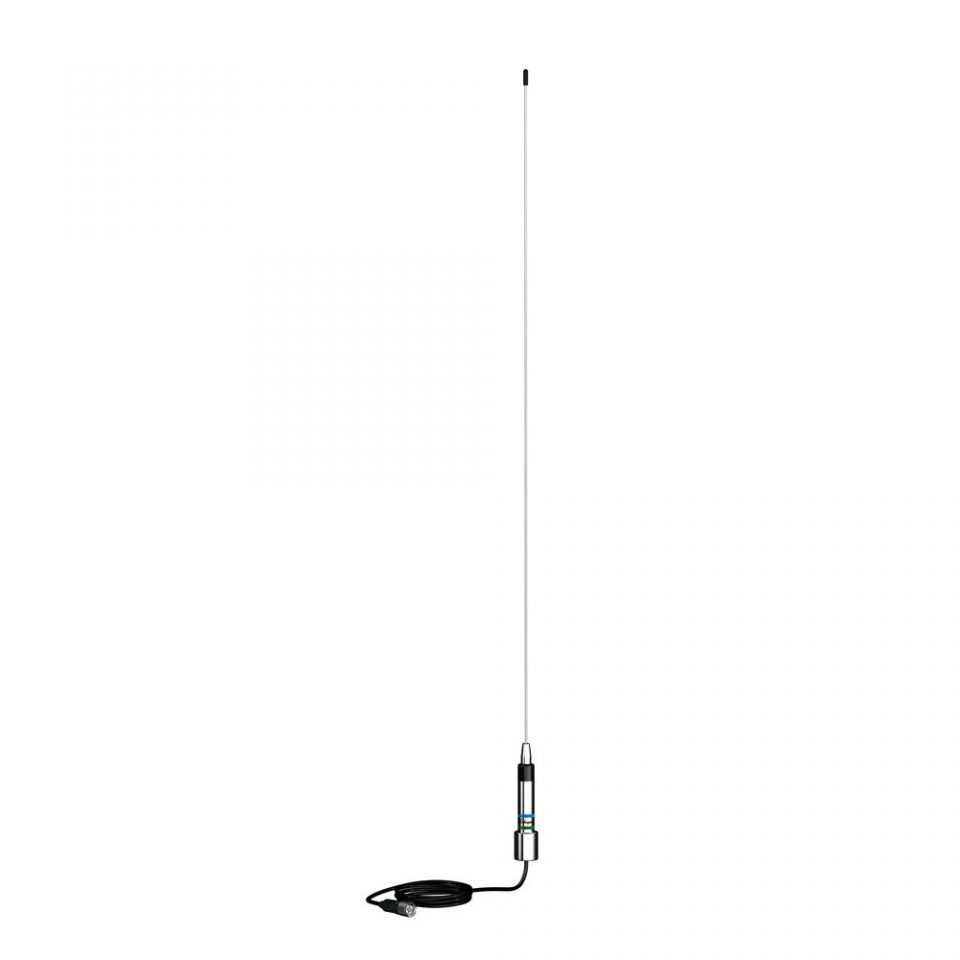 Shakespeare 4356 36 AM/FM Stainless Steel Antenna - # 4356