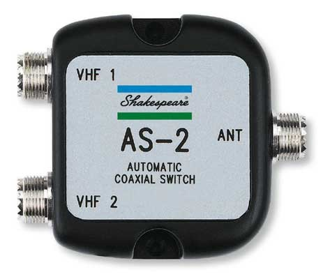 Shakespeare AS-2 Auto Coax Switch - # AS-2